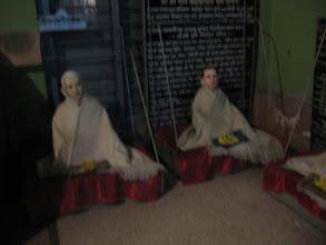"Photo: Bhagabat Gangottari Sri Mahanambrata Brahmachari (l) Sri Gopibandhudas Brahmachari (r) - a direct associate of Prabhu Jagadbandhu, Mahanambrataji,  Premdasji  & Kunjadasji - and the author of the 10 vols. ""Bandhulila Tarangini"""