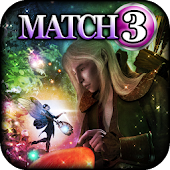 Match 3 - Mystical Elves