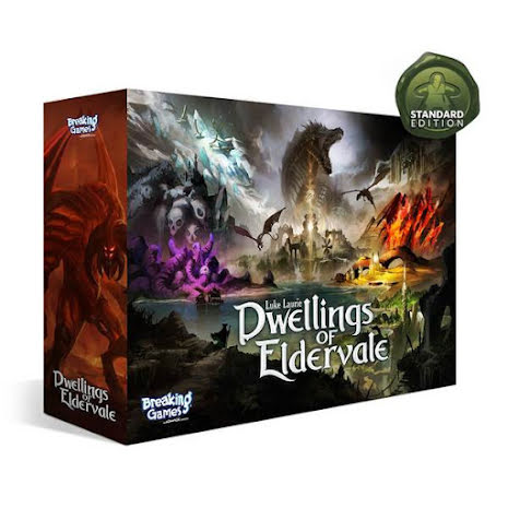 Dwellings of Eldervale: Standard Edition (EN)