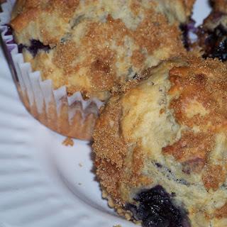 Jordan Marsh's Easy Blueberry Muffins