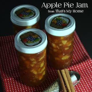 Apple Pie Jam.