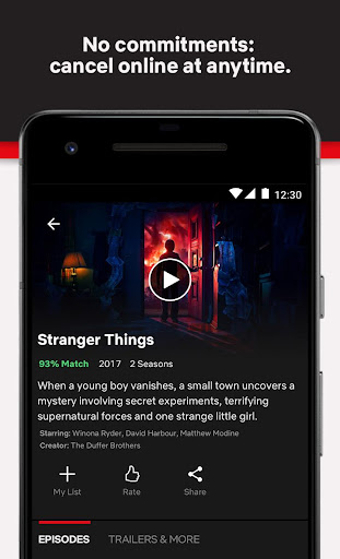 Netflix 6.8.0 build 28945 Screenshots 3
