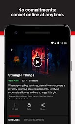Netflix APK screenshot thumbnail 3