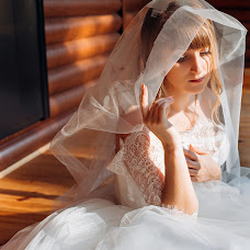Wedding photographer Anna Evdokimova (MevisKler1). Photo of 01.08.2018