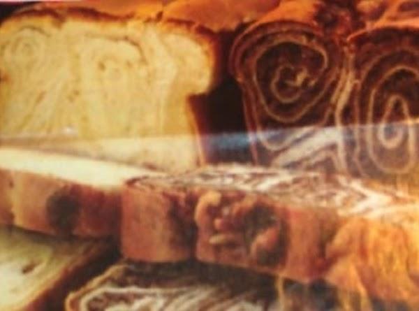 Povitica - A  Polish  Walnut Tube Bread No Yeast! Recipe
