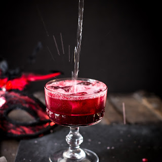 Berry Crush Cocktail
