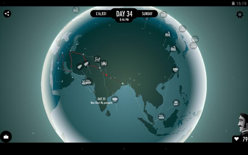 80 Days Screenshot 16