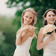 Wedding photographer Kseniya Vlasenko (Muha). Photo of 03.11.2014