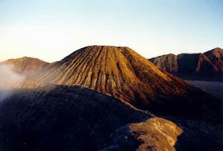 Photo: Volcan Bromo à Java