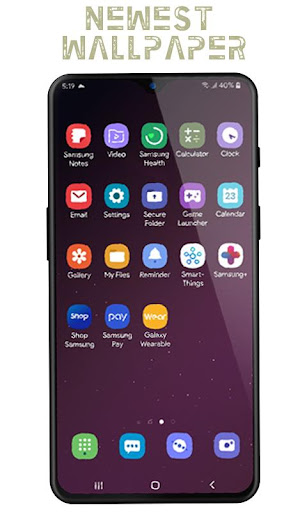 M20 Theme Galaxy M30 Launcher 5 1 0 Apk Download Theme Samsung M20 M30 Apk Free