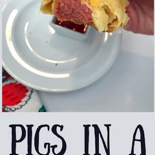 Pigs in a Blanket Dunkers.