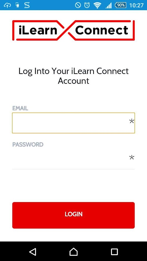 iLearn Connect- screenshot