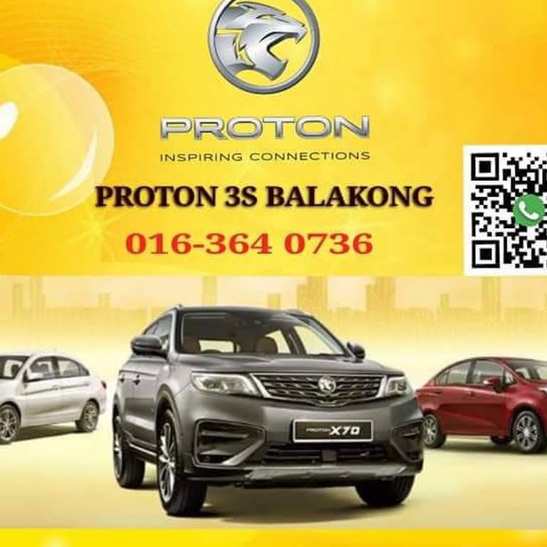 Proton 3s Balakong Raymond Authorized Proton Car Dealer