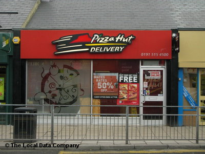 Pizza Hut Delivery On St Lukes Terrace Pizza Takeaway In
