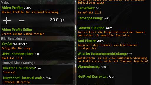 FreeDCam  screenshots 3