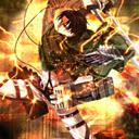 Attack on Titan New Tab Theme