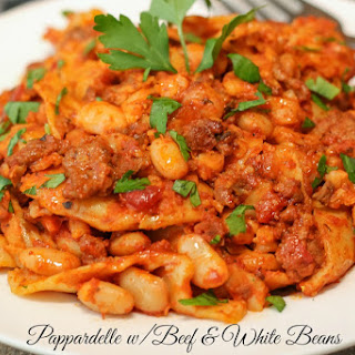 Beef Pappardelle Pasta Recipes