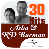 30 Hits Asha Bhosle & R D Burman Old Hindi Songs