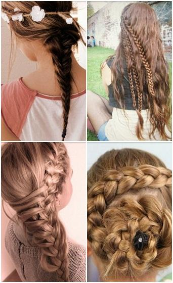 Marvelous Braid Hairstyles For Girls Android Apps On Google Play Hairstyles For Women Draintrainus