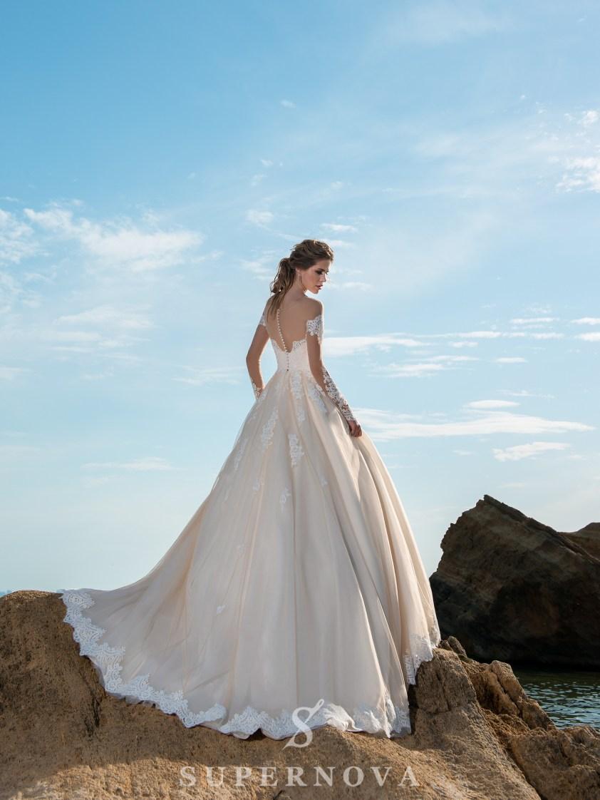 бальные свадебные платья оптом