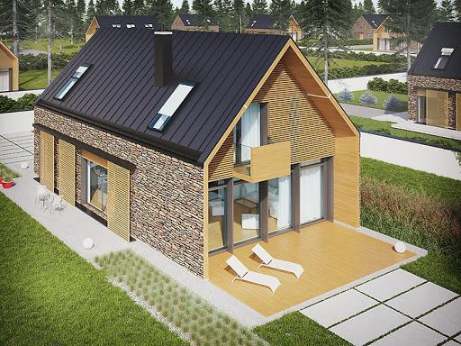 projekt EX 15 II Energo Plus