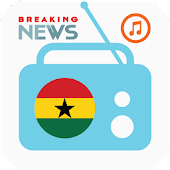 Ghana All Radios, Music & News
