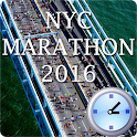 NYC Marathon Live Countdown icon