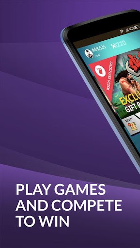 WIZZO Play Games & Win Prizes 2.2.0-RELEASE screenshots 1