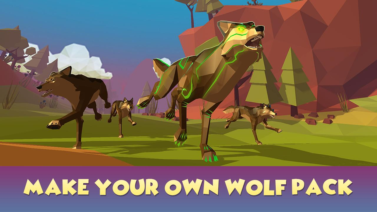 Wild life wolf quest online android apps on google play wild life wolf quest online screenshot ccuart Choice Image