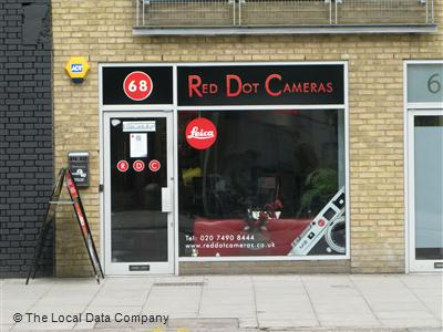 Red Dot Cameras on Old Street - Photographic - Retail in The