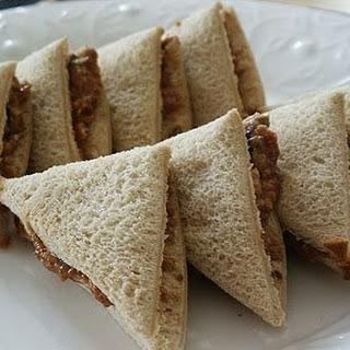 Sardine Sandwiches.