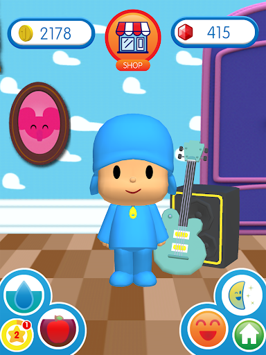 Talking Pocoyo 2 1.22 screenshots 9