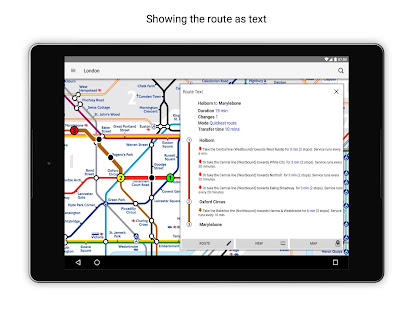 Tube Map London Underground 13