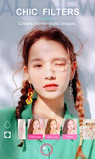 BeautyCam - náhled