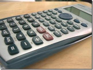 Casio ES 570 và Tự luận toán