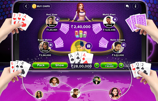 Classic Teen Patti -3Patti android2mod screenshots 4