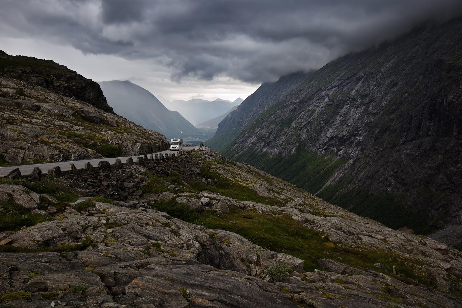 Регион фьордов: соло-автотрип с элементами хайкинга, безумия и отваги (июль-август 2018)