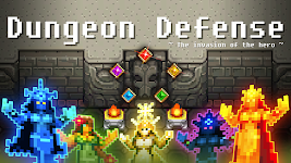 screenshot of Dungeon Defense