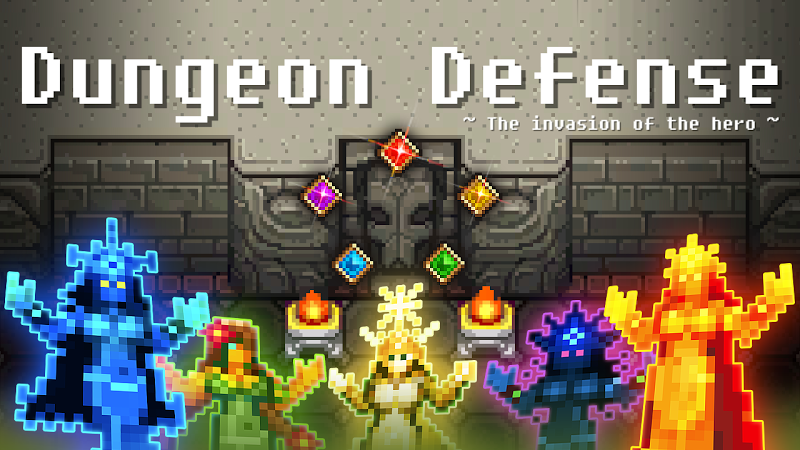 Dungeon Defense v1.92.0 (Mod Money)
