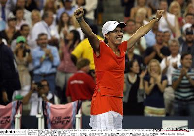 Tennis Channel zeer lovend voor Justine Henin: Ze staat in de top tien beste tennisspeelsters ooit