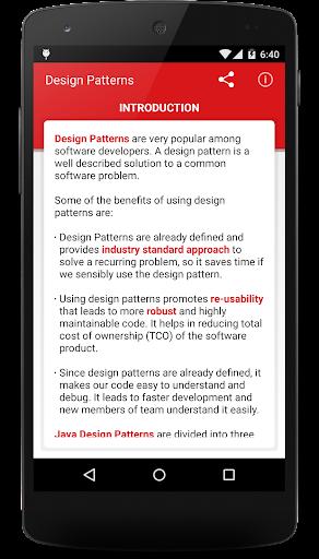All Design Patterns