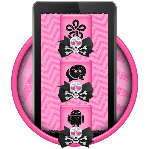 クールなスカルのテーマ 生活 App LOGO-APP試玩