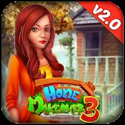 Home Makeover 3 - Hidden Object Garden Game icon