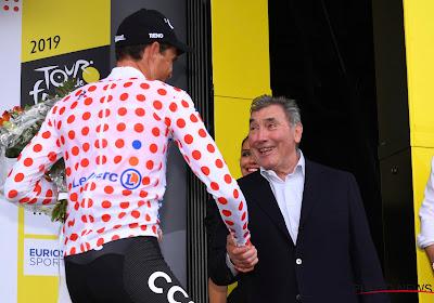 """Merckx: """"Grote prestaties van de Belgen in deze Tour"""""""