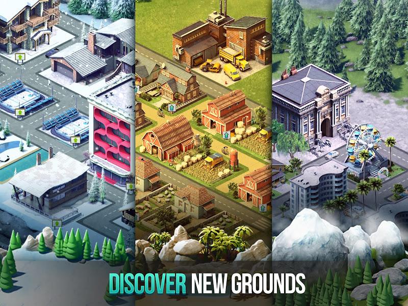 City Island 4- Simulation Town: Expand the Skyline Screenshot 10