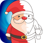 Christmas Coloring Book 2018 - Xmas Fun Icon