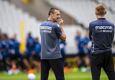Quel avenir pour Timmy Simons au Club de Bruges? Il pourrait devenir le nouvel adjoint de MPH au Standard