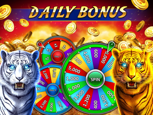 Golden Tiger Slots - Online Casino Game 1.3.0 screenshots 9