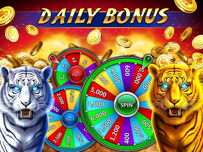 Golden Tiger Slots – Online Casino Game App Download For Android and iPhone 10