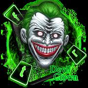 App Devil Clown Green Keyboard APK for Windows Phone